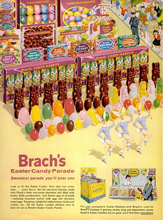 Brach's Easter Parade - Life magazine ad April 4, 1960