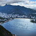 Pano view of Rio from Sugar Loaf Mountain