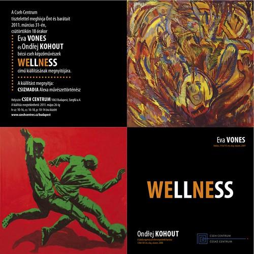 Eva Vones & Ondřej Kohout: Wellness