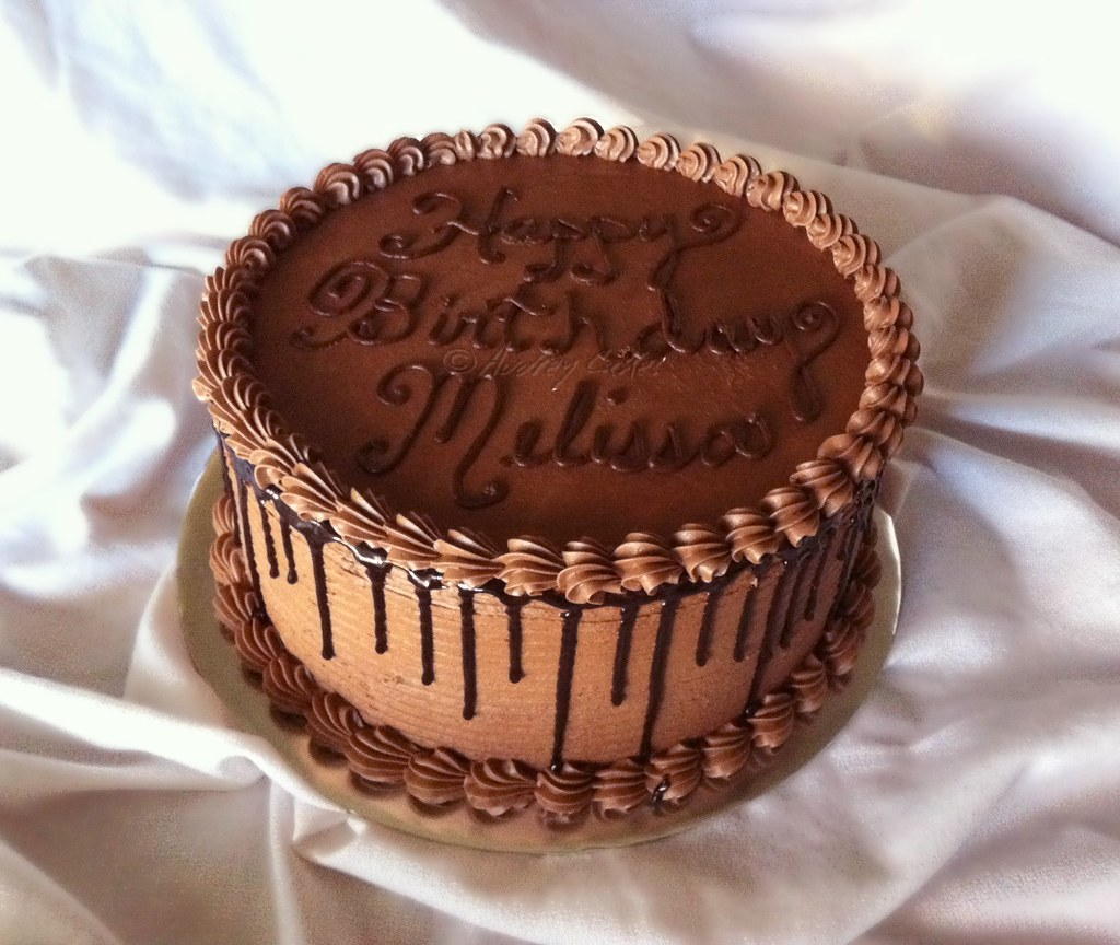 Interesting Chocolate Cake