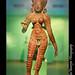 A Goddess Bronze Statue, 10th CE Chola Empire