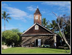 Historic Keawala'i Church