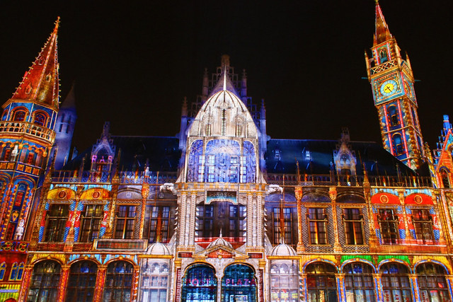 Light Festival - Ghent