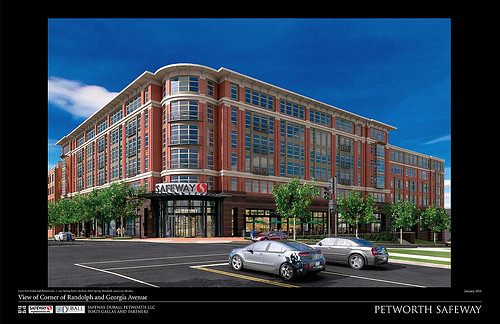 Petworth Safeway rendering