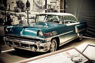 Mercury Montclair Coupe 1956