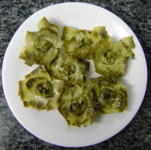 Como cocinar al vapor p gina 4 vogue for Cocinar alcachofas de bote