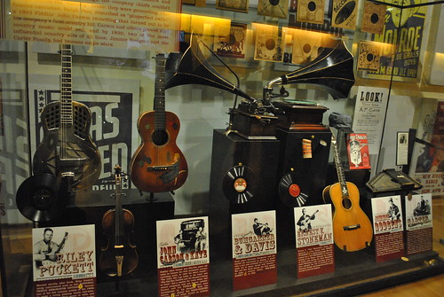 Early Country Music Artifacts