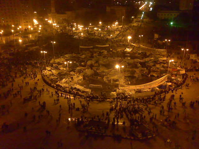 Tahrir Square 7Feb