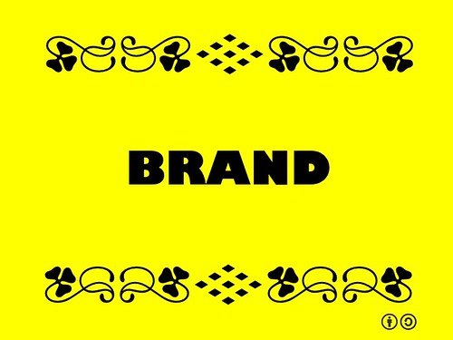 Buzzword Bingo: Brand
