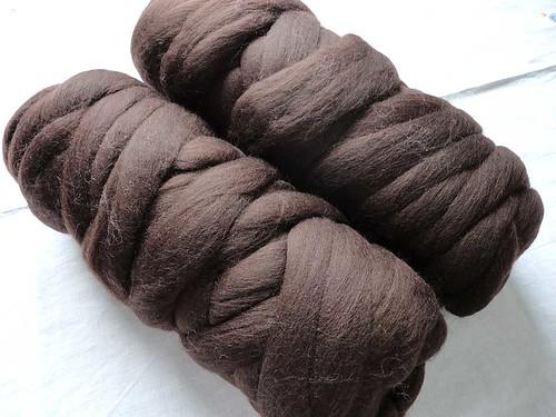 Ashford Chocolate Merino