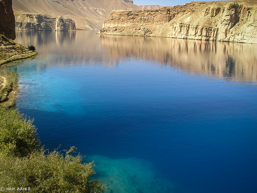 park blue mountain lake afghanistan nature water landscape highlands outdoor dam central band scene national e amir limestone serene bamiyan hazarajat ameer hazara torquoise bamyan bamian