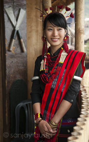 Naga Girl http://www.flickr.com/photos/sanjayausta/5455885602/