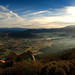Sunrise over Temecula by Bryce Bradford