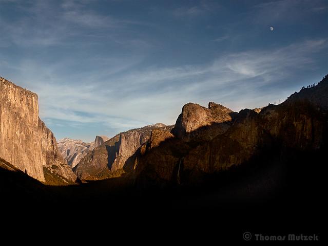 Yosemite Valley, November 2010