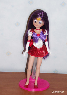 My new Sailor Mars Doll by Giochi Preziosi (2011)