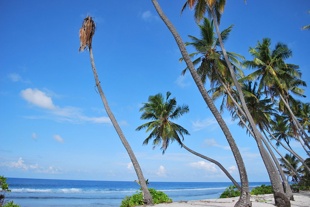 A day out in Fuvahmulah ( Sunny Side of Fuvahmulah)