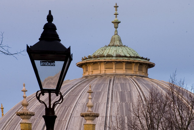 The Dome of Brighton Dome