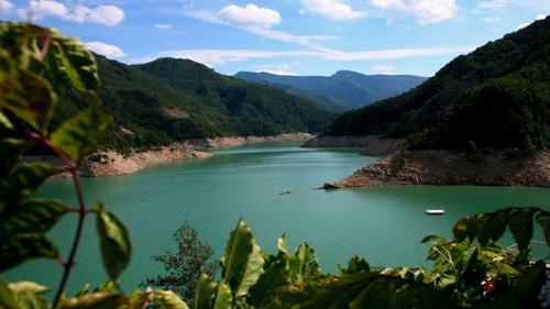 Ridracoli forl cesena il lago la foresta gli alpini - Lago lungo bagno di romagna ...