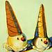Happy Birthday to 2 Little Sweeties by Églantine