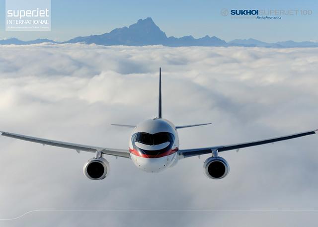 Sukhoi Superjet-100