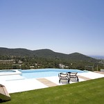 Terrace - Villa for Sale Ibiza - Spain