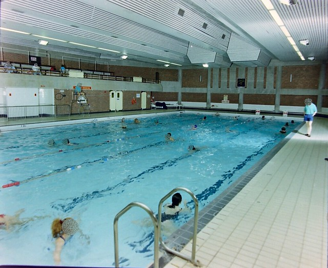Aylesbury Maxwell Swimming Pool Neg 3 Flickr Photo Sharing