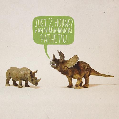 Horn Hubris