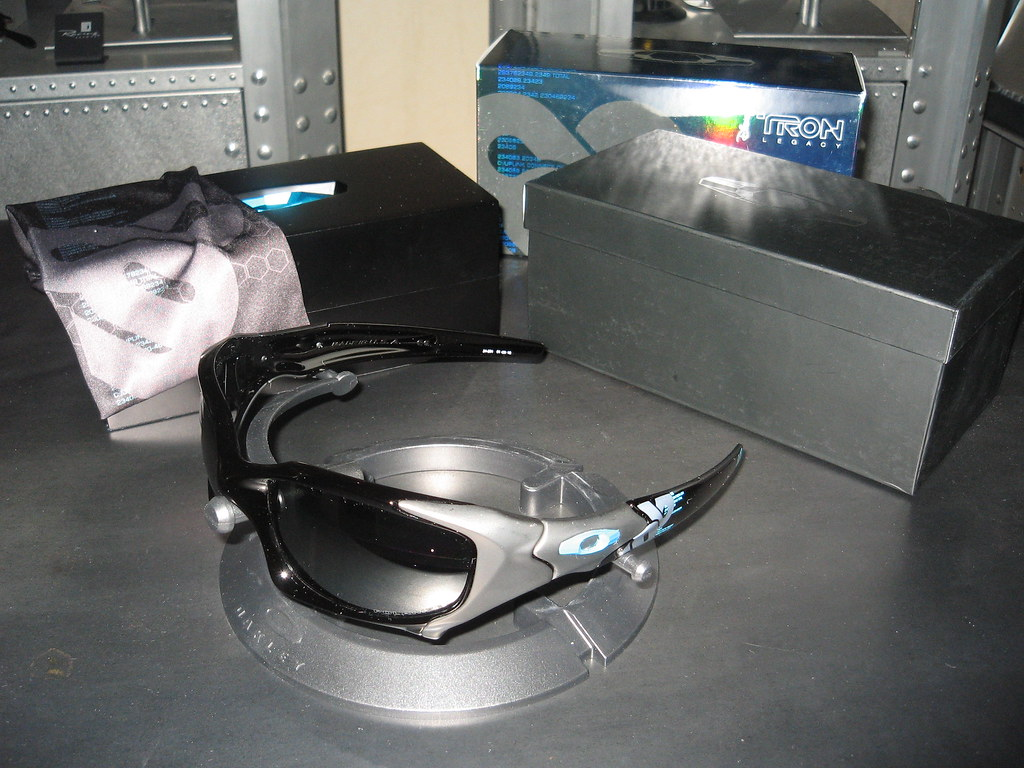 e02ed0d05d ... Oakley Pit Boss® Polished Black   Gunmetal w Black Iridium Polarized ed  Limited