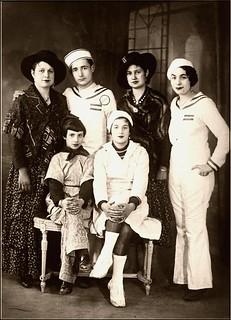 Carnaval en Bordeaux 1930-33