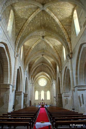 Monasterio de Iranzu, Navarra by Rufino Lasaosa