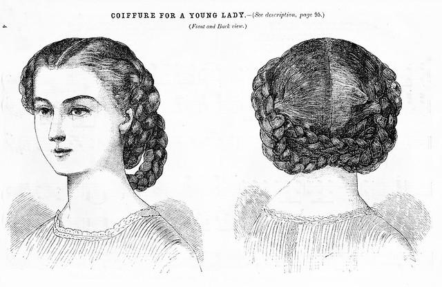 Причёски начала 19 века своими руками 24