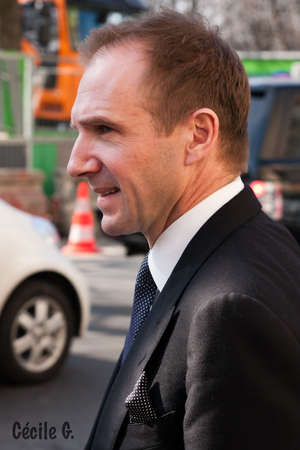 Who is Ralph Fiennes?