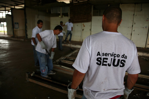 Empresário aponta potencial para trabalho de ex-presos na construção civil no CE