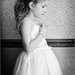 Bridesmaid 2/3 by Paul Wilkinson Photography