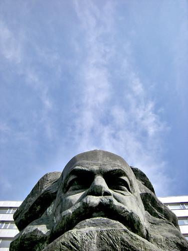 Karl Marx, Oberkommunist