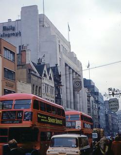 London - Fleet Street