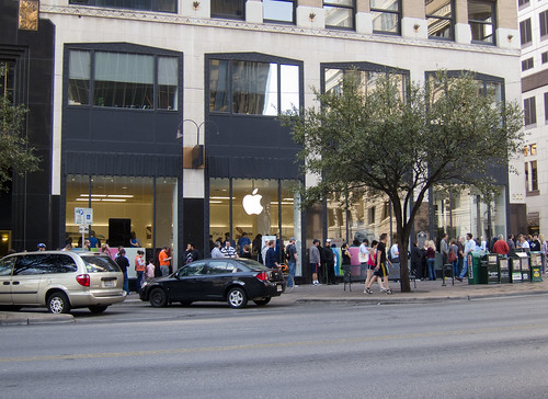 Apple Popup Store in Austin
