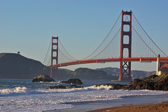 Bridge and Waves