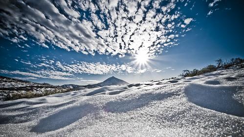 Más nieve