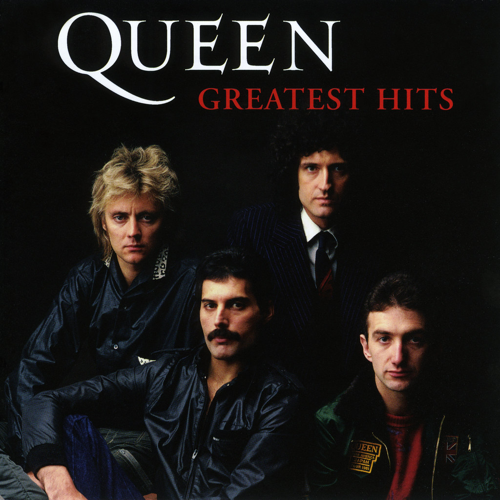Queen Greatest Hits (Remaster 2011)