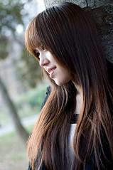 HANAMI at Yoyogi park with SIGMA lens (2011)