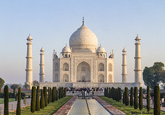 Taj Mahal - Agra, India 2011