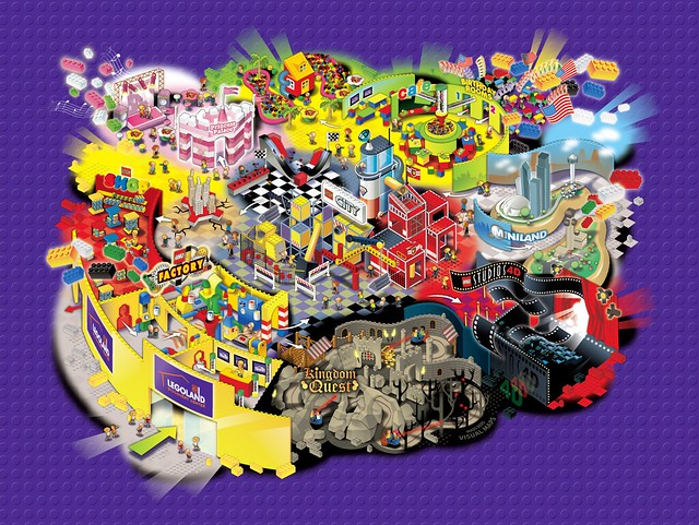Preview: New LEGOLAND Discovery Center in Texas brings theme park ...