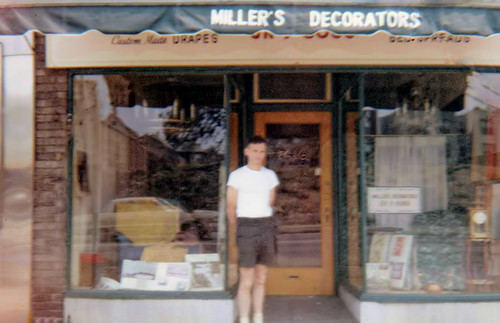 Miller's Decorations in 1964.