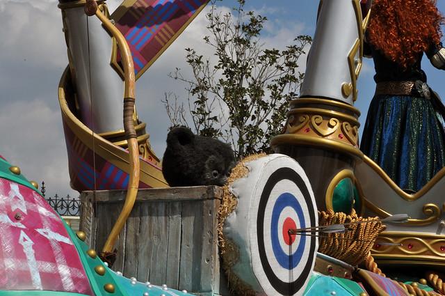 Festival of Fantasy - Merida Float