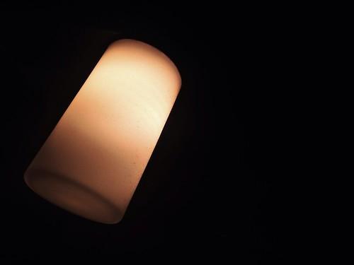 UFO Light - Project 365 / 118