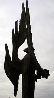 Szczecin - Angel of Freedom