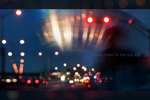 road street leica urban canada cars night lens landscape lights cityscape traffic quebec bokeh montreal pedestrian panasonic summicron windshield taillights marianna armata lumixg1 mariannaarmata