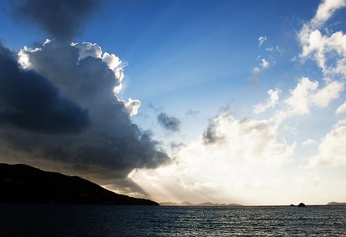 love beach water sunrise warm britishvirginislands notwinter d700 norsnow norcoldweather