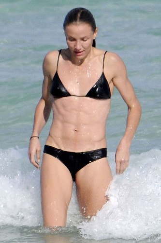 hot Cameron bikini diaz